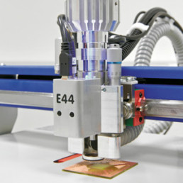 LPKF ProtoMat E44 — плоттер для изготовления печатных плат — LPKF — Специал Электроник и Технологии