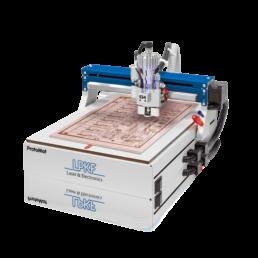 LPKF ProtoMat E34 / E44 — плоттер для изготовления печатных плат — LPKF — Специал Электроник и Технологии