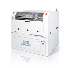 LPKF StencilLaser P 6060 — Лазерные станки для изготовления трафаретов — LPKF — Специал Электроник и Технологии