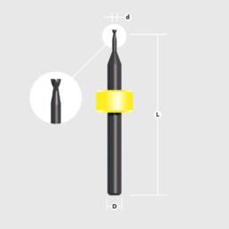 Фреза контурная LPKF (Contour Router) — Оборудование LPKF для печатных плат